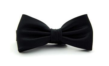 Bow Tie Black