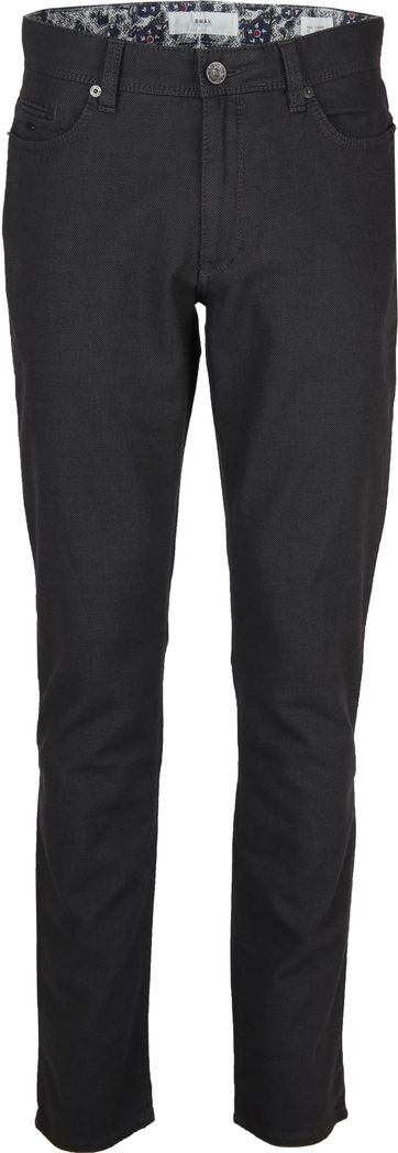 Brax Cadiz Chino Dark Grey