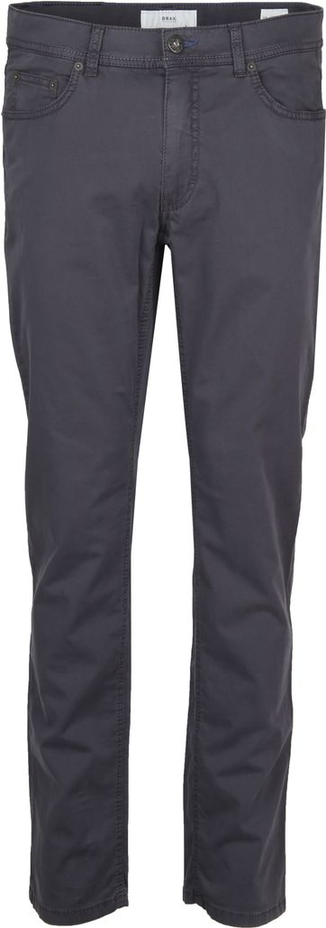 Brax Cooper Chino Dark Grey