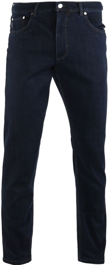 Brax Cooper Denim Jeans Dunkel Five Pocket