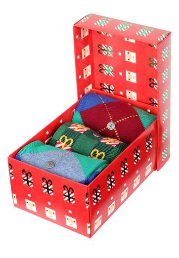 Burlington Kerstmis Sok Gift Pack