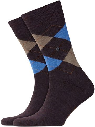 Burlington Socks Edinburgh Melange 8547