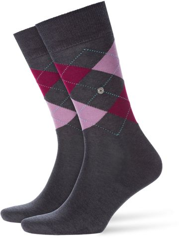 Burlington Socks Manchester 3102