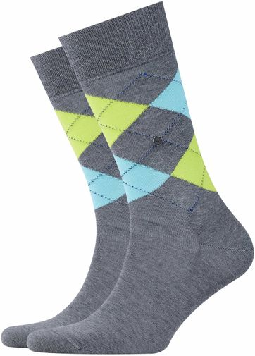 Burlington Socks Manchester 3180