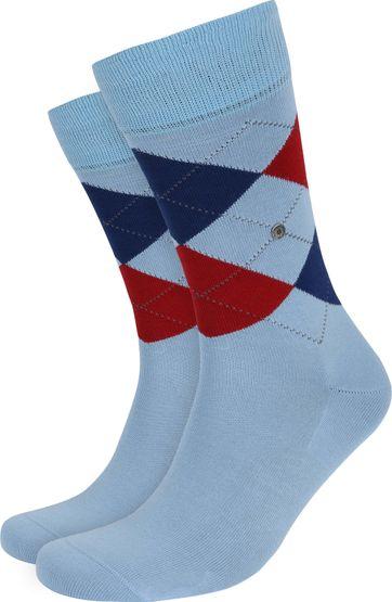 Burlington Socks Manchester 6282