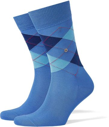 Burlington Socks Manchester 6550