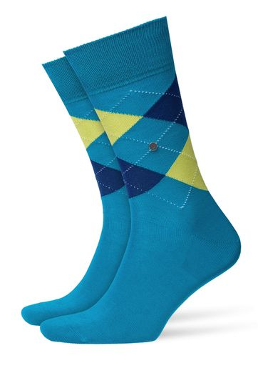 Burlington Socks Manchester 7308