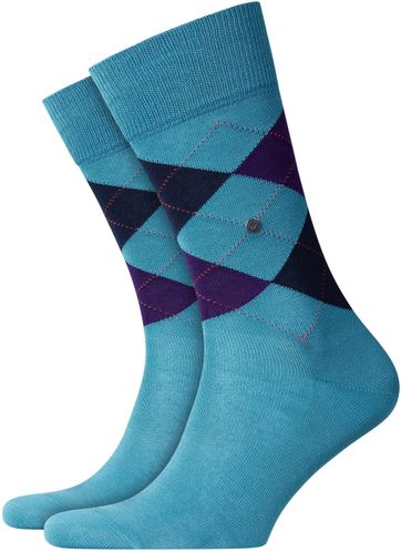 Burlington Socks Manchester 7777