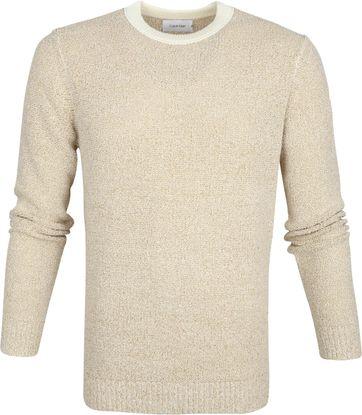 Calvin Klein Pullover Beige