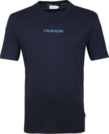 Calvin Klein T-Shirt Logo Navy
