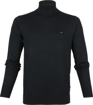 Calvin Klein Turtleneck Black