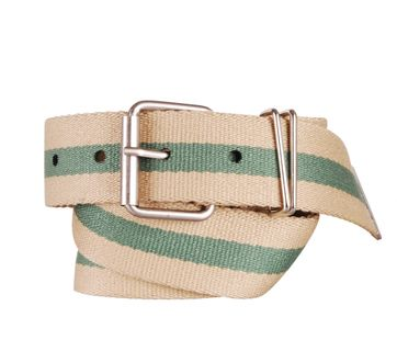 Canvas Belt Khaki Green