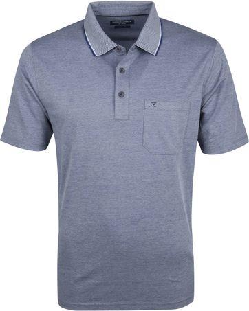 Casa Moda Poloshirt Navy Design