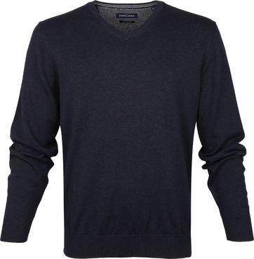 Casa Moda Pullover Dunkel Blau