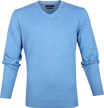 Casa Moda Pullover Light Blue