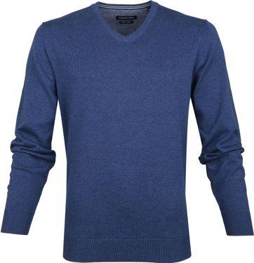Casa Moda Pullover Mittelblau