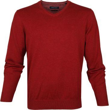 Casa Moda Pullover Rot