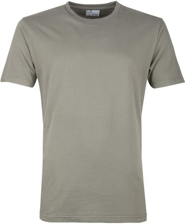 Colorful Standard Organic T-shirt Olive