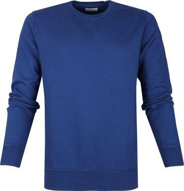 Colorful Standard Sweater Organic Blau