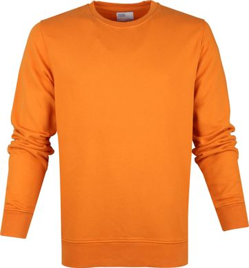 Colorful Standard Sweater Organic Orange