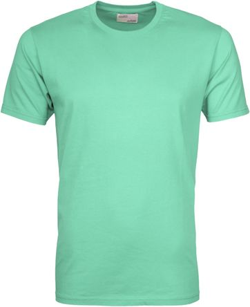 Colorful Standard T-shirt Faded Mint