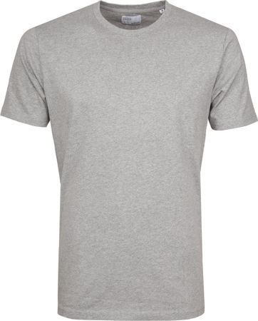 Colorful Standard T-shirt Heather Grey