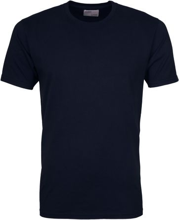 Colorful Standard T-shirt Navy Blue