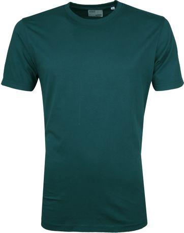Colorful Standard T-shirt Ocean Groen