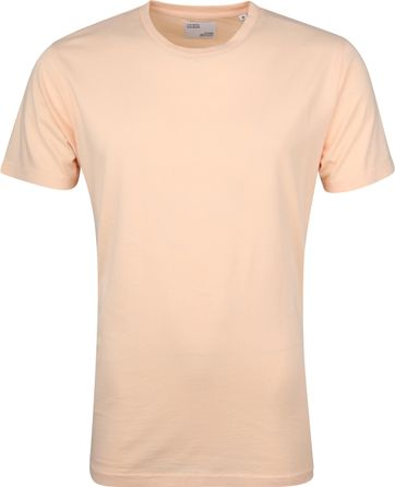 Colorful Standard T-shirt Paradise Peach