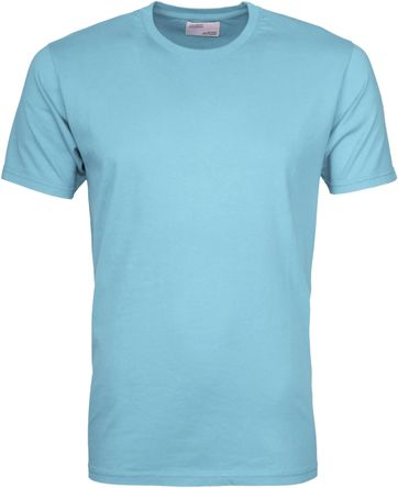 Colorful Standard T-shirt Polar Blue