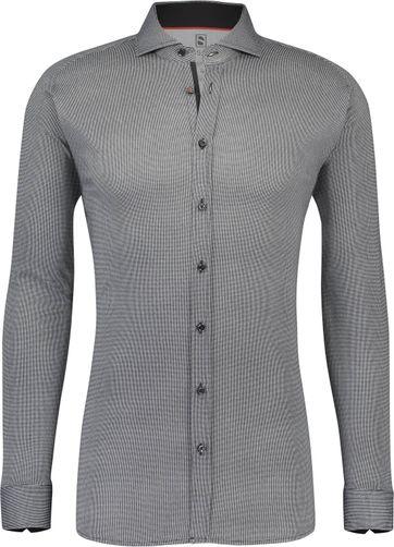 Desoto Shirt Non Iron Dark Grey 081