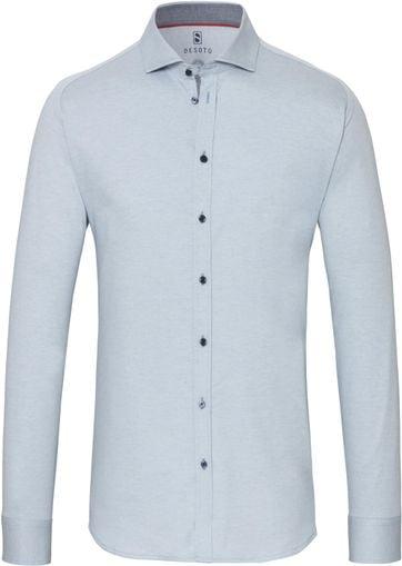 Desoto Shirt Non Iron Light Blue 502