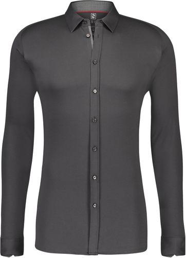 Desoto Shirt Non Iron Uni Dark Grey