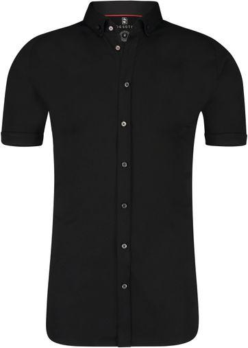 Desoto Shirt Short Sleeve Black 081
