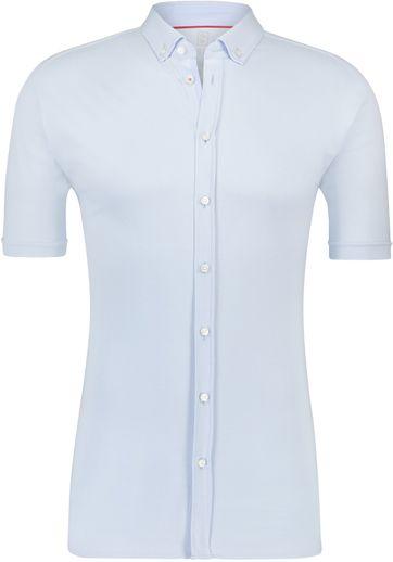 Desoto Shirt Short Sleeve Light Blue 051