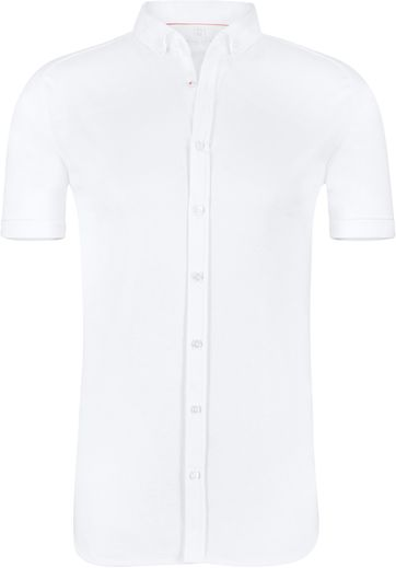 Desoto Shirt Short Sleeve White