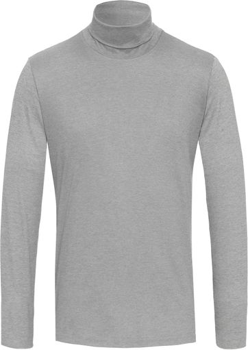 Desoto Turtleneck Light Grey