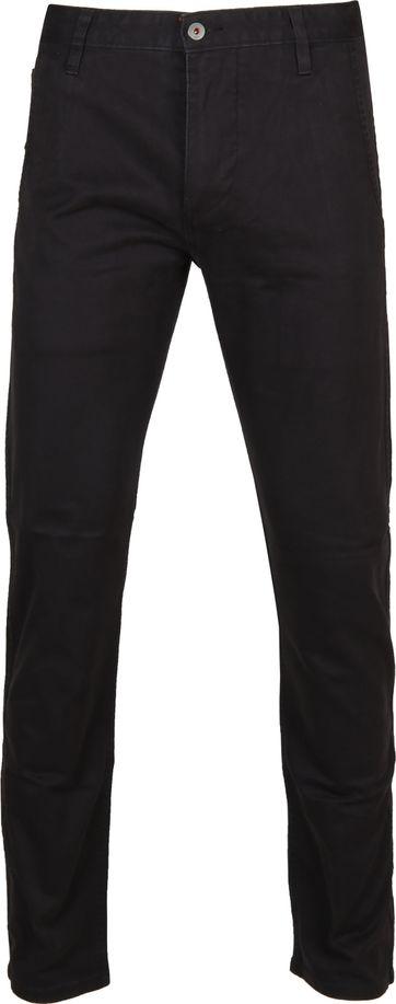 Dockers Trousers Alpha Stretch Black