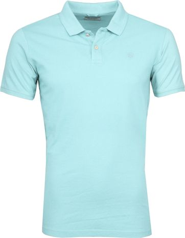 Dstrezzed Bowie Poloshirt Turquoise