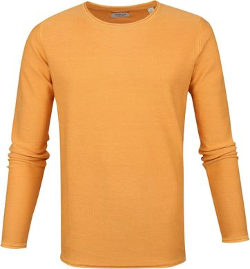 Dstrezzed Cooper Acid Pullover Orange