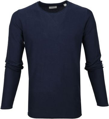 Dstrezzed Cooper Acid Sweater Navy