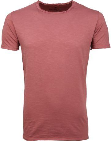 Dstrezzed T-shirt Oud Roze