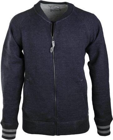 Dstrezzed Vest Donkerblauw