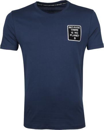 Ecoalf Natal T-Shirt Dunkelblau