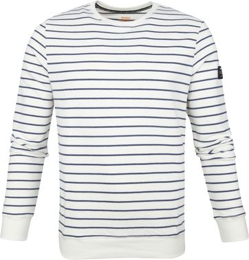 Ecoalf Pluscombe Sweater Strepen