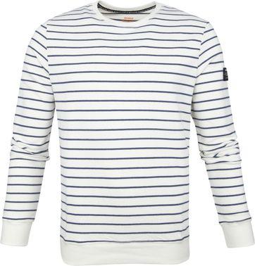 Ecoalf Pluscombe Sweater Stripes