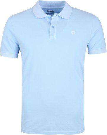 Ecoalf Polo Sustainable Cotton Blue