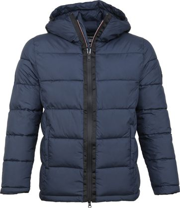 Ecoalf Rockaway Jacket Steel Blue
