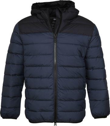 Ecoalf Rockaway Steel Jacket Blue
