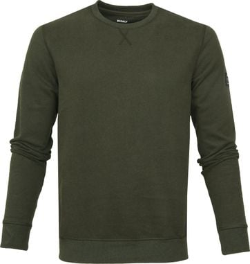 Ecoalf San Diego Sweater Green